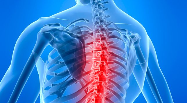 Боль в правом легком и остеохондроз